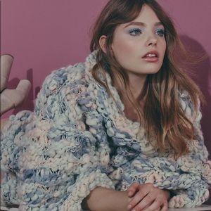 RARE 4❤️& • Mademoiselle Popover Sweater
